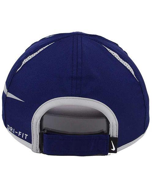 quality design 362d7 fd8e6 Nike Connecticut Huskies Big Swoosh Adjustable Cap ...