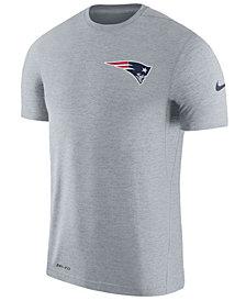 Nike Men's New England Patriots Coaches T-shirt