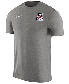 Nike Men's Arizona Wildcats Dri-Fit Touch T-Shirt