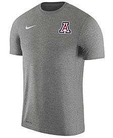 Nike Men's Arizona Wildcats Dri-Fit Touch T-Shirt