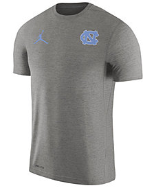 Nike Men's North Carolina Tar Heels Dri-Fit Touch T-Shirt