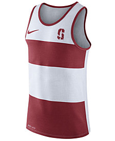 Nike Men's Stanford Cardinal Team Stripe Tank