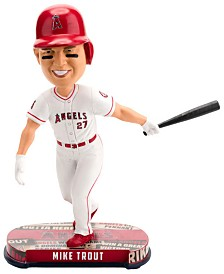 Forever Collectibles Mike Trout Los Angeles Angels Headline Bobblehead