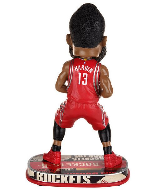 3942ddb2d79d Forever Collectibles James Harden Houston Rockets Headline Bobblehead ...