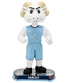 Forever Collectibles Rameses North Carolina Tar Heels Headline Bobblehead