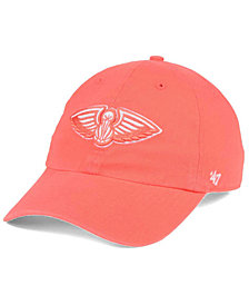 '47 Brand New Orleans Pelicans Pastel Rush CLEAN UP Cap