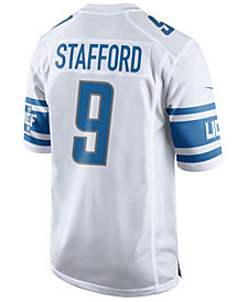 Nike Men's Matthew Stafford Detroit Lions Game Jersey
