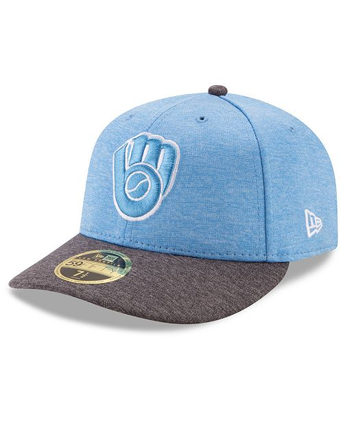 c263d2dcd5af8 New Era. Milwaukee Brewers Father s Day Low Profile 59FIFTY Cap. Be the  first to Write a Review. main image ...