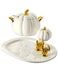 Martha Stewart Collection Harvest Serveware Collection, Created for Macy's