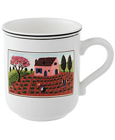 Villeroy & Boch Dinnerware, Design Naif Mug Farmers