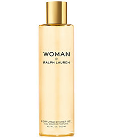 Ralph Lauren Woman By Ralph Lauren Perfumed Shower Gel, 6.7 oz.