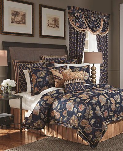 CLOSEOUT! Croscill Julien Bedding Collection