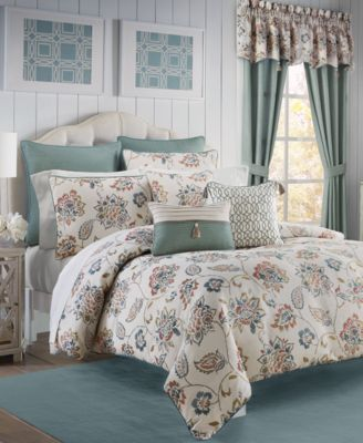 Beckett Full/Queen 4-Pc. Comforter Set