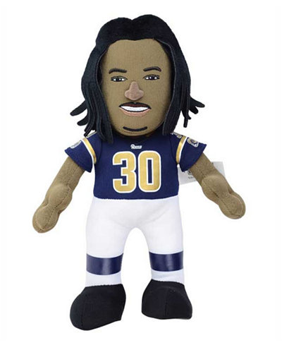 Bleacher Creatures Todd Gurley Los Angeles Rams 10inch Player Plush Doll