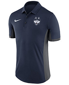 Nike Men's Connecticut Huskies Evergreen Polo
