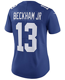 Nike Women's Odell Beckham Jr. New York Giants Limited II Jersey
