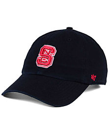'47 Brand North Carolina State Wolfpack CLEAN UP Cap
