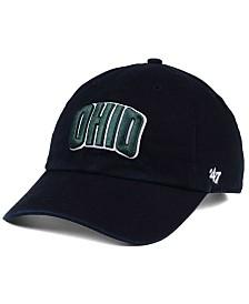 '47 Brand Ohio Bobcats CLEAN UP Cap