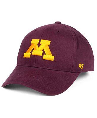 '47 Brand Boys' Minnesota Golden Gophers Basic MVP Cap