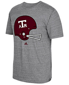 adidas Men's Texas A&M Aggies Vintage Logo T-Shirt