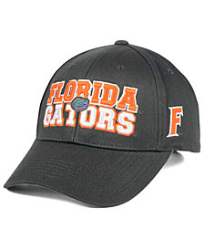 Top of the World Florida Gators Charcoal Teamwork Snapback Cap