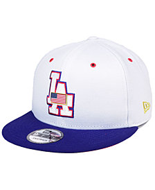 New Era Los Angeles Dodgers Metal America 9FIFTY Snapback Cap