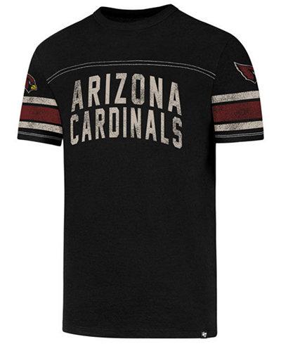 '47 Brand Men's Arizona Cardinals Title T-Shirt