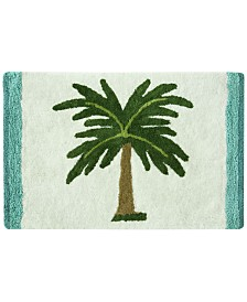"Bacova Palm Tree Cotton 20"" x 30"" Accent Rug"