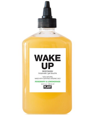 PLANT Apothecary Wake Up Bodywash, 9.5-oz.
