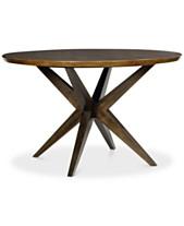 Ashton Round Pedestal Dining Table 560f7169ed
