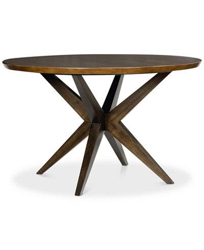 Ashton Round Pedestal Dining Table