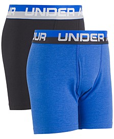 Little Boys & Big Boys 2-Pk. Boxerjocks
