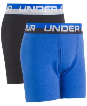 Under Armour 2Pk Boxer Briefs Big Boys (820)