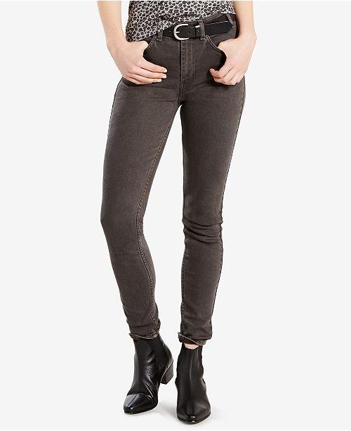 3fc9b972 Levi's 721 Vintage High-Rise Skinny Jeans & Reviews - Jeans ...