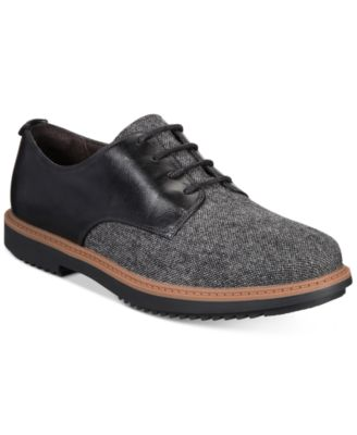 Image of Clarks Collection Women's Raisie Bloom Oxford Flats