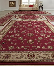 KM Home Vienna Isfahan 5-Pc. Rug Set
