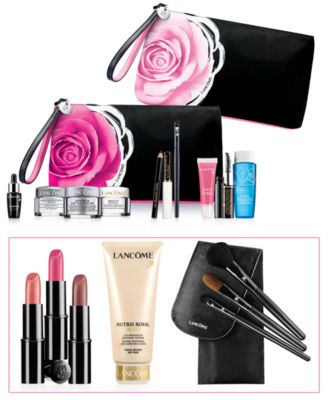 FREE 7-Piece GIFT with $32.50 Lancome purchase. Plus, a BONUS with ...
