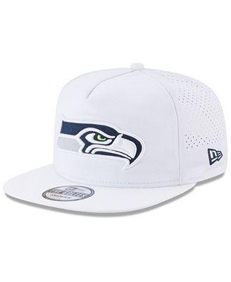 New Era Seattle Seahawks Training A-Frame Cap - Sports Fan Shop By ...