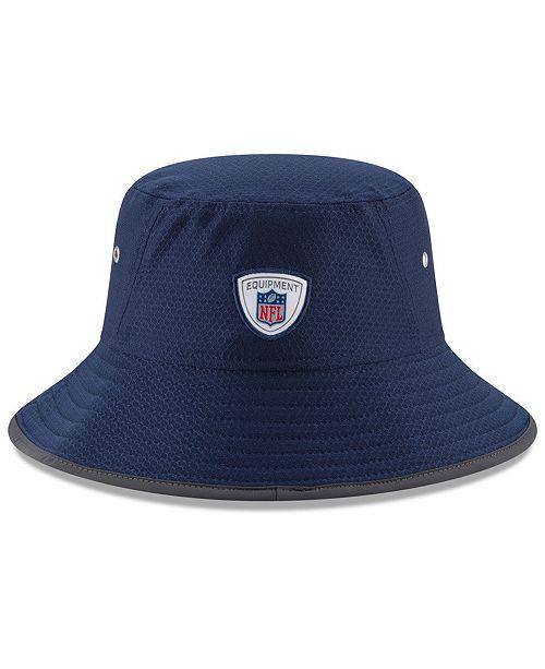 New Era Dallas Cowboys Training Bucket Hat - Sports Fan Shop By Lids ... 2cfe7b922