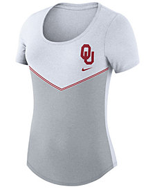 Nike Women's Oklahoma Sooners Chevron T-Shirt
