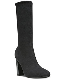 Carlos by Carlos Santana Global Stretch Sock Booties