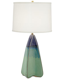Pacific Coast Hypnotic Pyramid Table Lamp
