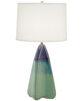 pacific coast hypnotic pyramid table lamp