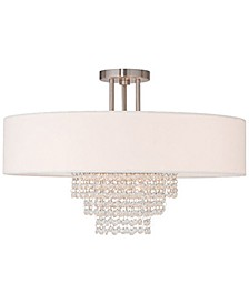 Carlisle Semi Flush Light