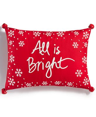 CLOSEOUT! Martha Stewart Collection All Is Bright 14