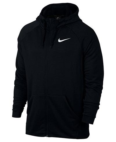 Nike Men's Dry Zip Training Hoodie - Hoodies & Sweatshirts ...