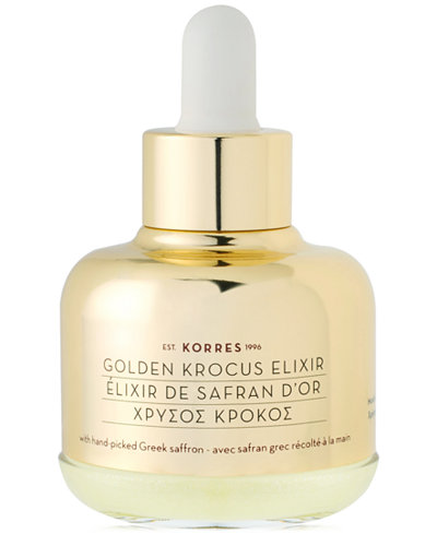 Korres Golden Krocus Saffron Elixir