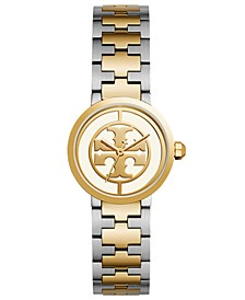 Women's Reva Two-Tone Stainless Steel Bracelet Watch 28mm