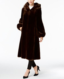 Faux Fur Womens Coats - Macy's