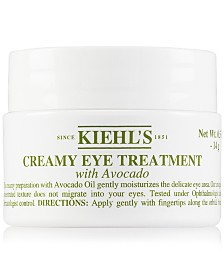 Kiehl's Since 1851 Creamy Eye Treatment With Avocado, 0.5-oz.